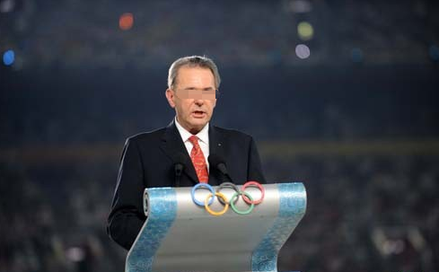 奥运会口译员