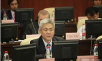 为中国社会科学论坛·第三届中国—中东欧论坛提供同声传译